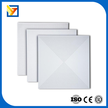 lay in ceiling tile suspended aluminum metal ceiling - Metal Ceiling Tiles