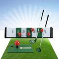 School Golf Scotty Putter Grips Short Golf Coach Set Golf Driver Putter Flagstricky Targets Golf practice