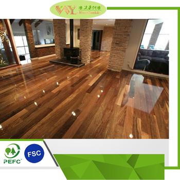 Natural Australia Place Of Origin Spotted Gum Floor Solid Wood