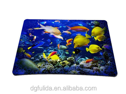 Custom computer mousepads for sale in Dongguan Fulida