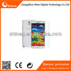 9h anti-scratch screen guard anti punch tempered glass screen protector for samsung i9100