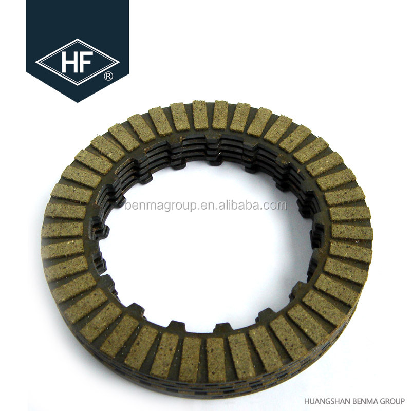 OEM quality CD70 motorcycle clutch disc to Pakistan market