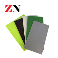 engraving plastic abs double color board/double colour abs