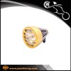 YH522 7 inch led headlight round halo light for jeep upgrade car headlights