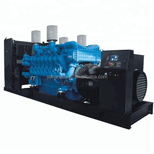 3phase 50hz 165 kva diesel generator 132kw with Cummins engine 6BTAA5.9
