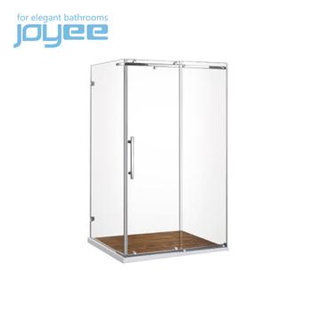 Free Clips Voyeur 2 Sided Custom Fiberglass Tempered Glass Shower  Enclosure/cubicles Parts Shower Room Furniture Shower Cabinet - Buy Shower