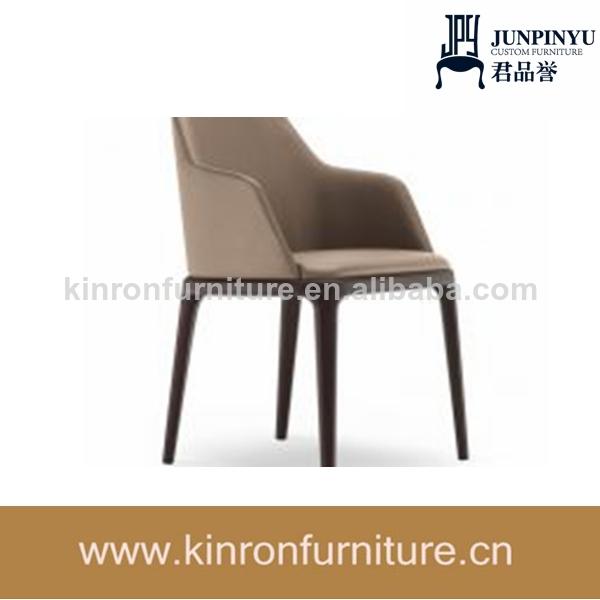 la gracia de la silla de madera de diseño de silla de comedor sala ...