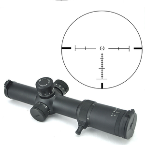 Visionking Optics 35mm Scope 1-8x26 First Focal Plane Riflescope 1/10 MIL 1cm 0.1 MRAD Adjust Reticle
