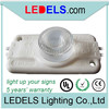 Injection led modules for light box signs 2.4w edge led light for cabinet lighting C/UL appoved USA