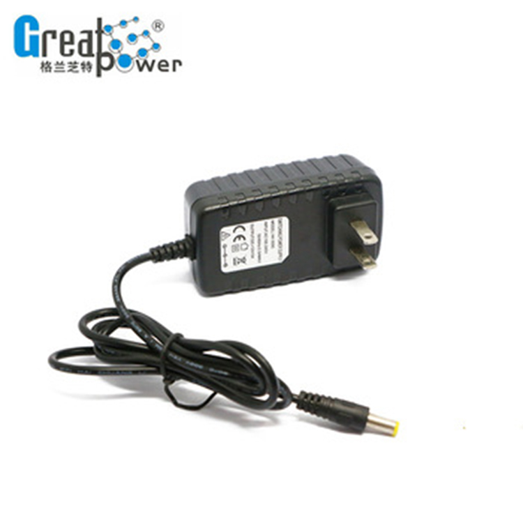 Customize logo mass power supply adaptor 12 v 2a wall plug ac dc power adapter