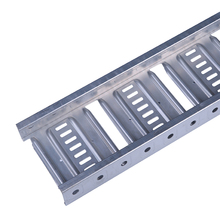 Popular High Quality 300mm aluminum cable tray with cover