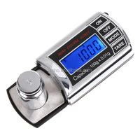 Mini 0.01g 100g Digital Scale LCD Pocket Jewelry Diamond Weight Scales Portable Electronic Balance Weighing Scales