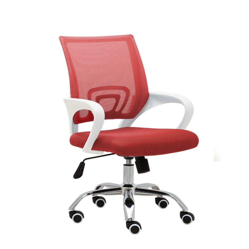 Mid back Ergonomic executive task chair,Office chair Desk chair Computer chair Swivel Mesh chair with armrest-G