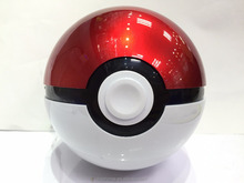 new arrivals 8000mah pokemon go pokeball power bank