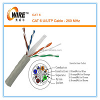 Cat5e Utp Cable Copper 4*2*0.5mm Available In T568a B Wiring