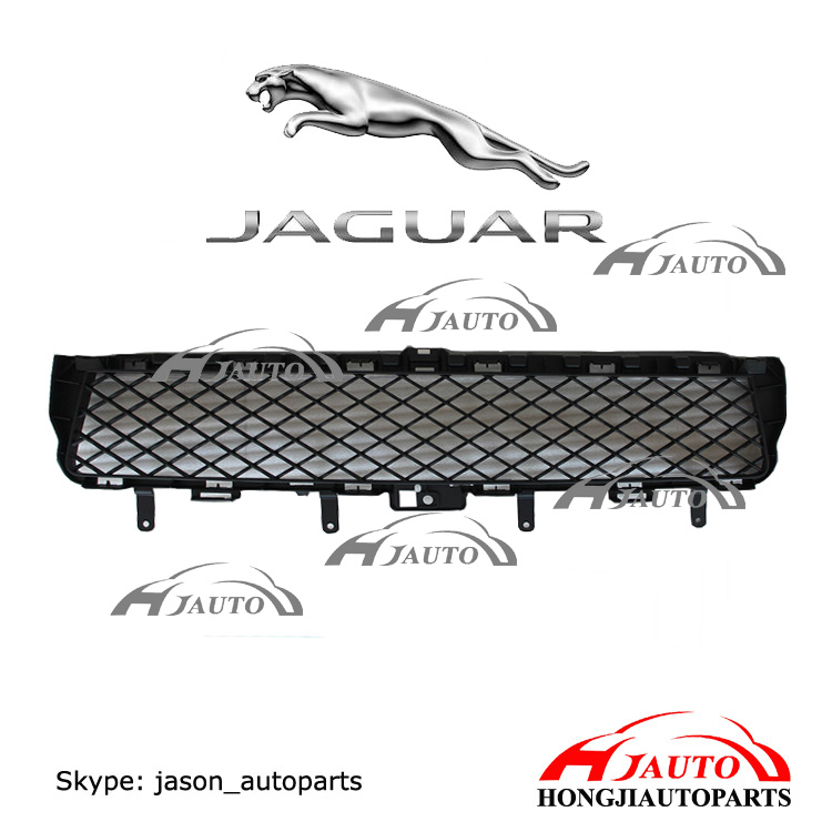 Front Bumper Lower Grille For Jaguar Xf 2012 C2z13213