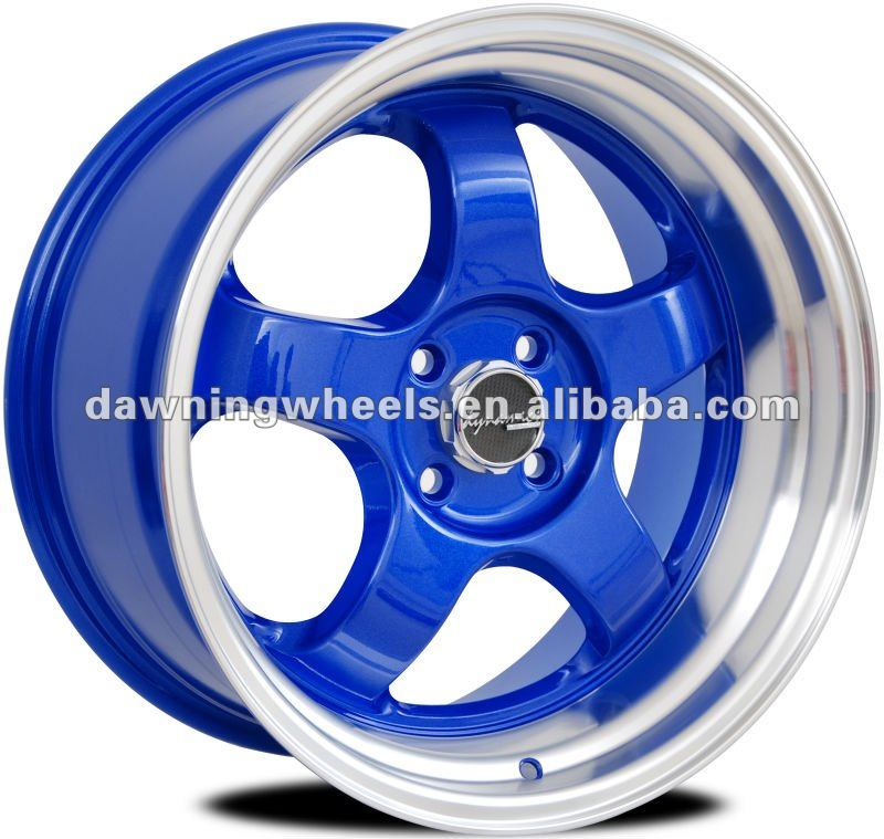 Car Rimsalloy Wheels For Cars Holedawning Motorsport Spokes - Cool cars rims
