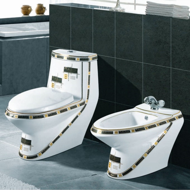 Ceramic toilet bathroom bidet wc toliets  bidets