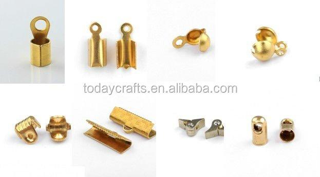 10x45mm silver tip bead cap fastener metal earring wire wrap 10x45mm silver tip bead cap fastener metal earring wire wrap hair extension pmusecretfo Gallery