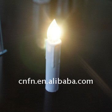 2011 Hot Saling remote control electronic led candle(CE&ROHS prove)