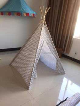 Kids Canvas Teepee Tent Tipi Tent & Kids Canvas Teepee Tent Tipi Tent - Buy TentTipi TentTeepee Tent ...