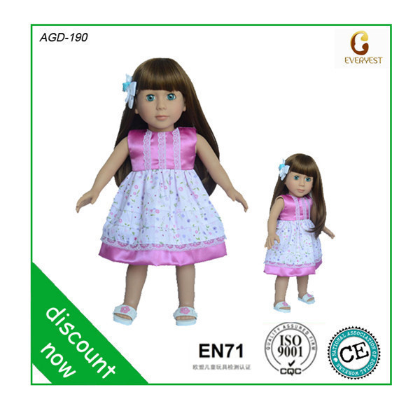 Dress Up American Girl Doll /life Size Baby Dolls For Sale/make ...