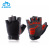 INBIKE Unisex Summer Cycling Half Finger Gel Palm Cycling Mountain Bike Gloves