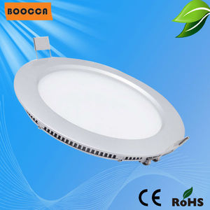Eco-friendly dimmable recessed home led panel light