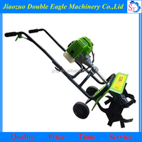 High capability Multifunction farm Gasoline cultivator/mini cultivated land machine price