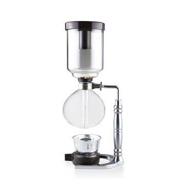 new style royal belgium balancing siphon coffee maker