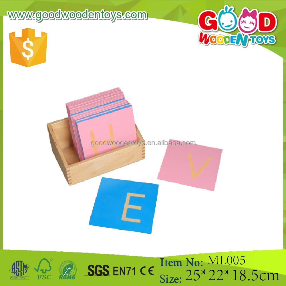 montessori wooden letters montessori wooden letters suppliers and manufacturers at alibabacom
