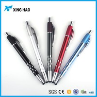 Simple style office use business good present metal pen promotional metal ball pen