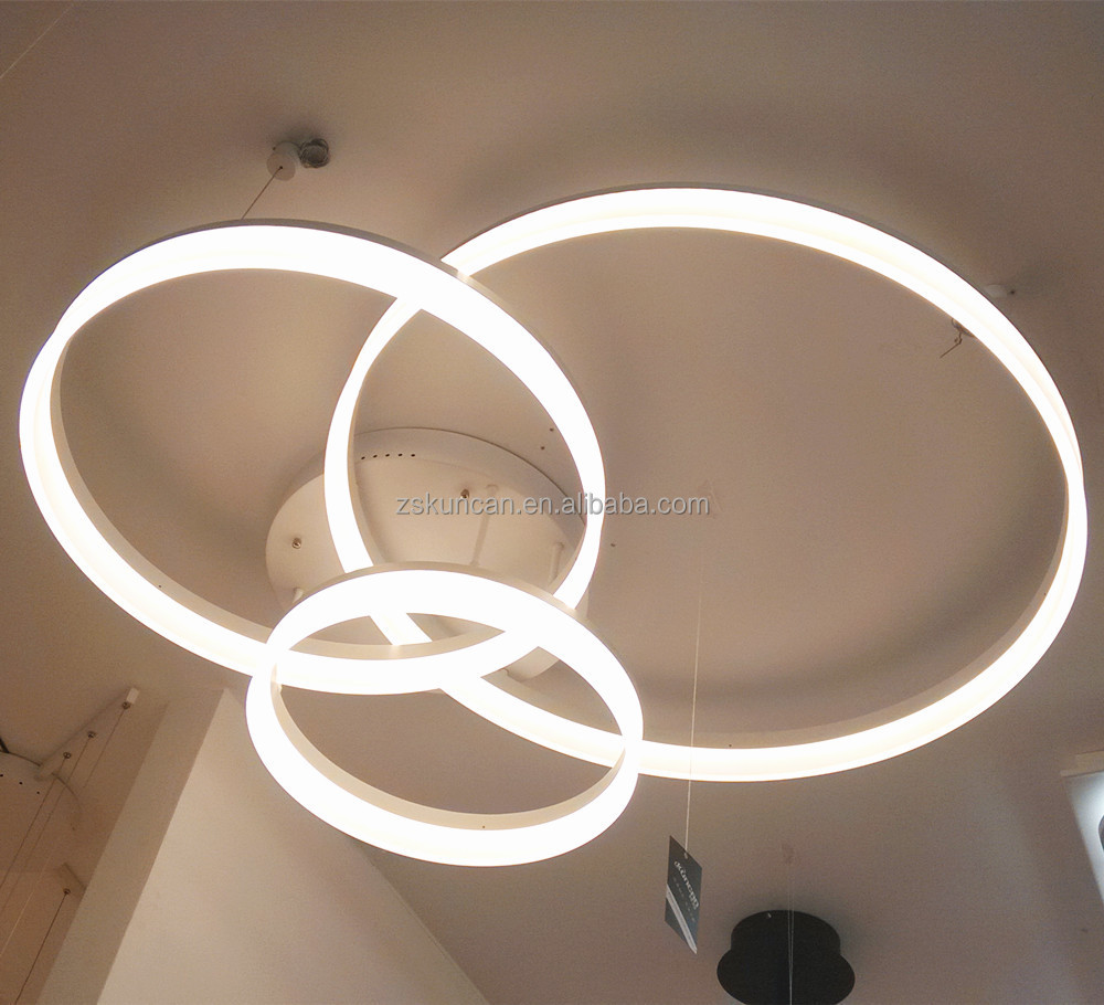 Contemporary 3 tiers circle led ceiling lamp for office buy 3 contemporary 3 tiers circle led ceiling lamp for office parisarafo Choice Image