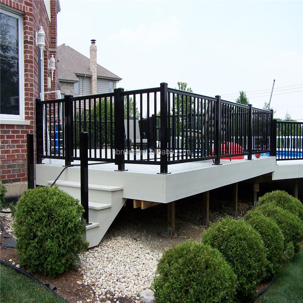 European Design Black Villa Outside Gate Flowers Carving: Grill Gate For Home / Metal Modern Gates Design And Fences