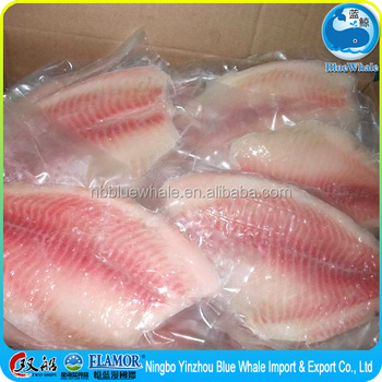 Top Quality Frozen Tilapia Fish Of Frozen Fish