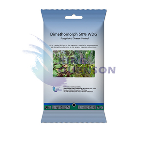 High Quality Disease Control Fungicide Dimethomorph 50% WP Supplier