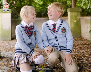 3dd7601ae4 2018 Newest design custom boys&girls pants and skirt best school uniforms