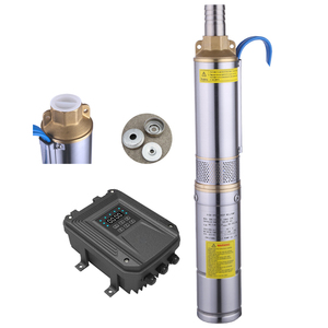 dc motor solar dc tube well pump solar deep well pump control unit