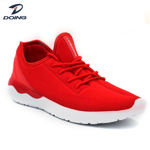 2017 new fashion ladies pink color athletics spike shoes running