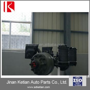 Truck/semitrailer Lift Axle Air Suspension/rubber Air Bag ...