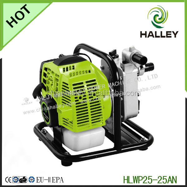 Home use agricultural irrigation machine water park pumps 1 inch HLWP25-25AN