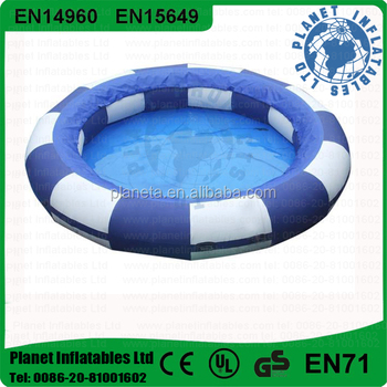Portable cheap price large inflatable swimming pool for for Large size inflatable swimming pool