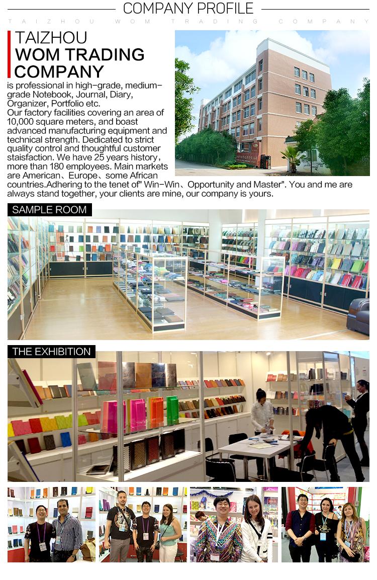 Company Overview Taizhou Wom Trading Co Ltd