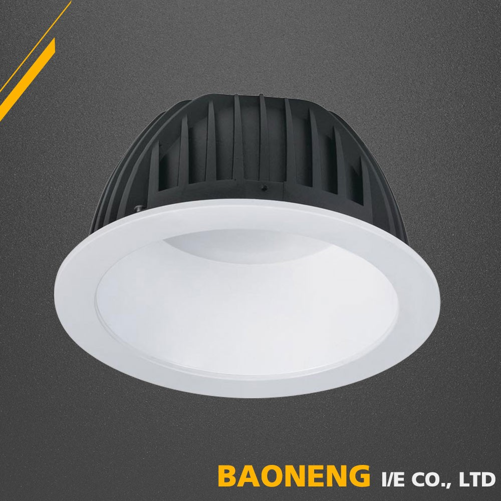 Acrylic Light Plane LED Light Aluminum Alloy Downlight