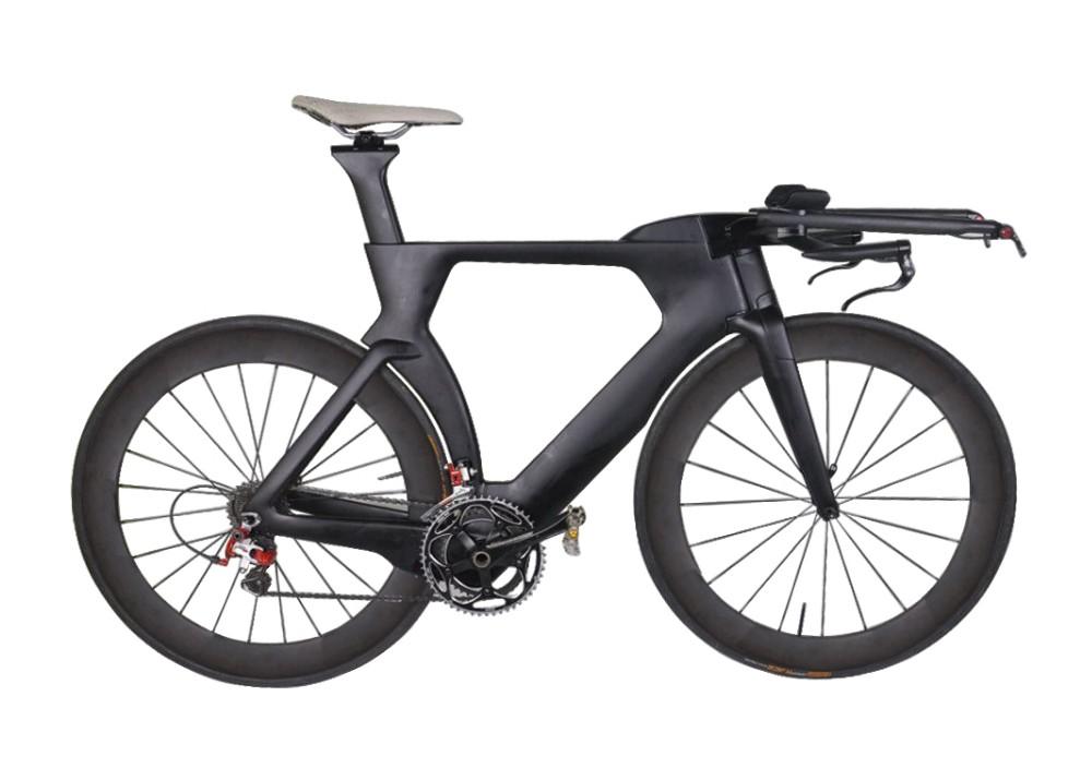 OEM Carbon triathlon bikes TT frame Carbon Time Trial Frame for TT bike