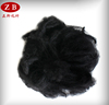 6D*64MM/75MM/102MM black/white virgin polypropylene staple fiber/PP fiber for geotextile
