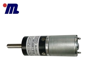 24v DC planetary gear motor SGX-24 low speed with gear ratio 1:216 for remote curtain