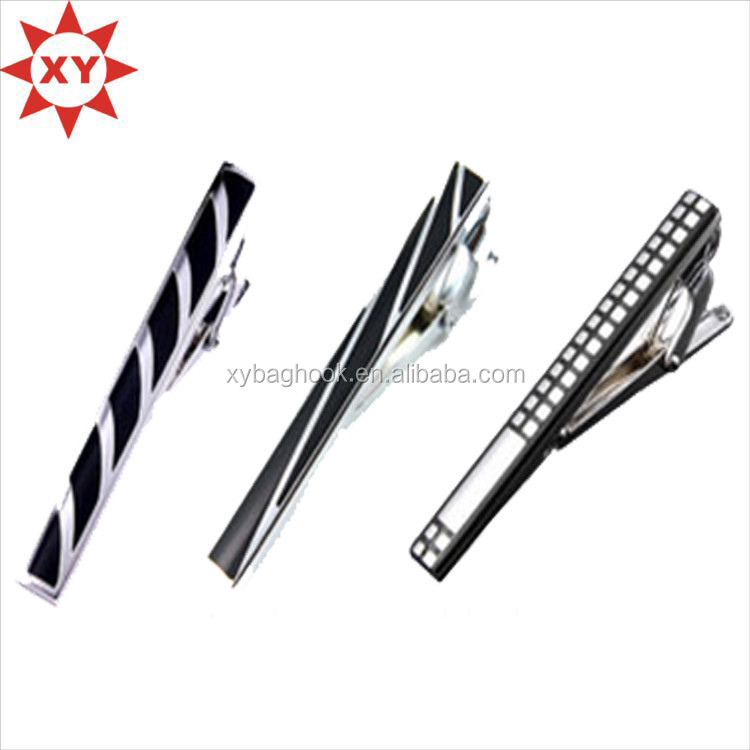 OEM design funny tie clips made in China