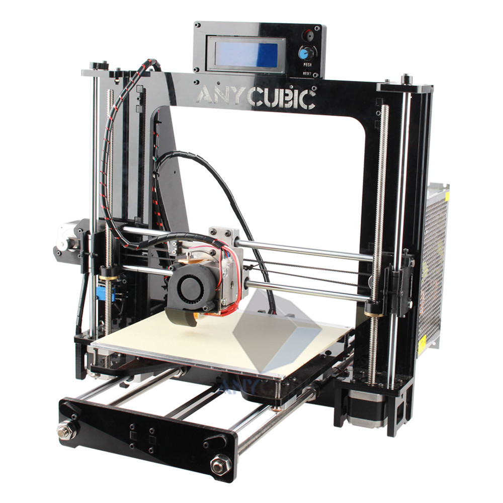 New type anycubic brand home use 3d printer buy 3d - Buy 3d printed house ...