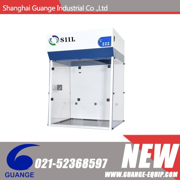 Ductless design ,good mobility in lab ,No pipe construction, SFH 100 Ductless exhaust fume hood